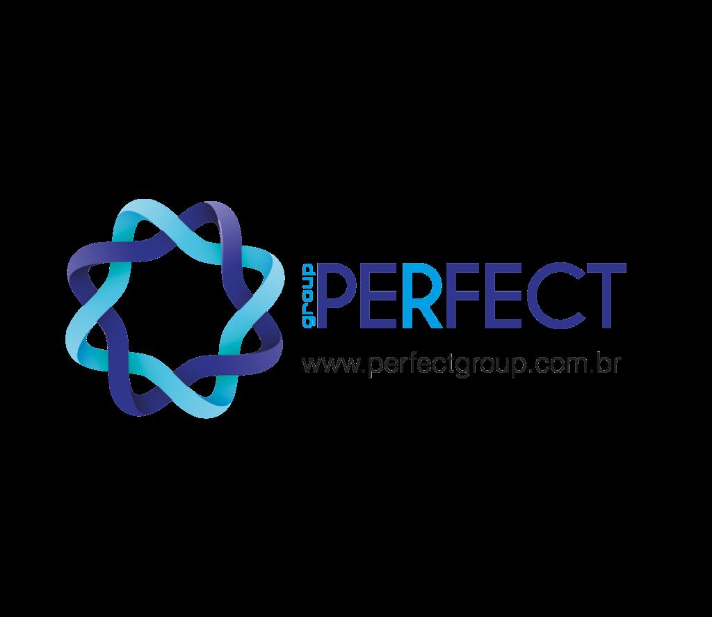 Imagem da logo marca de envidraçamento de sacada Perfect Group